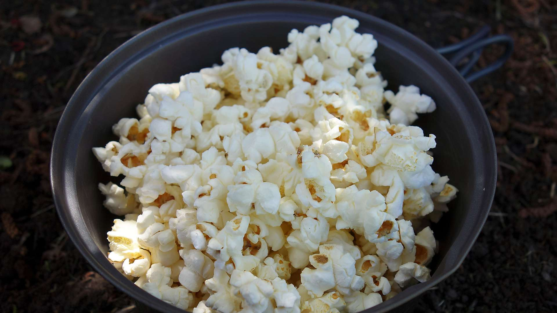 Perfect Popcorn on the Trail