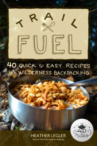 Trail Fuel Book Cover